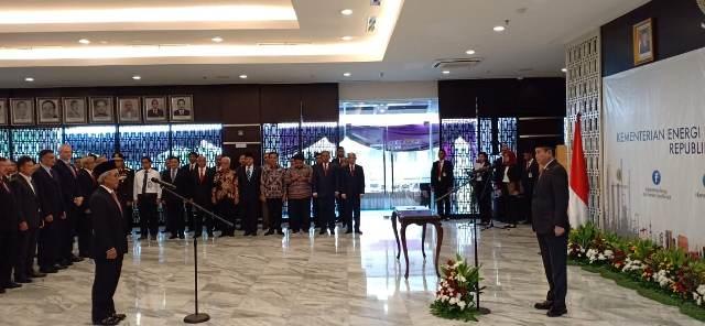 Jokowi Tunjuk Eks Dirut Pertamina Jadi Kepala SKK Migas