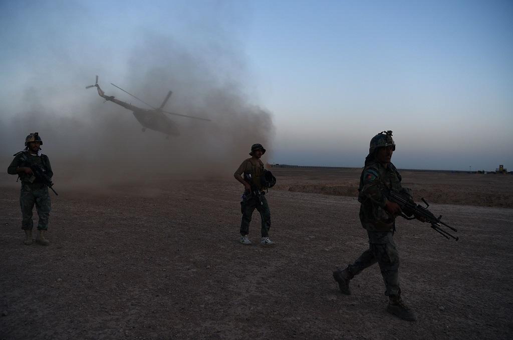 Komandan Taliban Tewas dalam Serangan di Afghanistan
