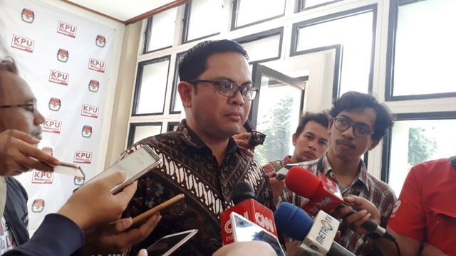 KPU Perbaiki DPT di Palu dan Donggala