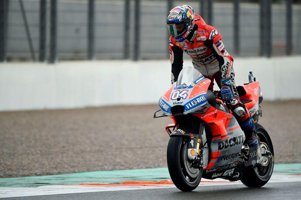 Dovizioso Puas dengan Hasil Tes Pramusim di Valencia dan Jerez