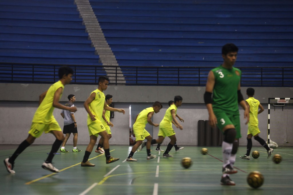 Timnas Futsal Indonesia Berharap Lolos Kualifikasi AFC U-20 Championship 2019