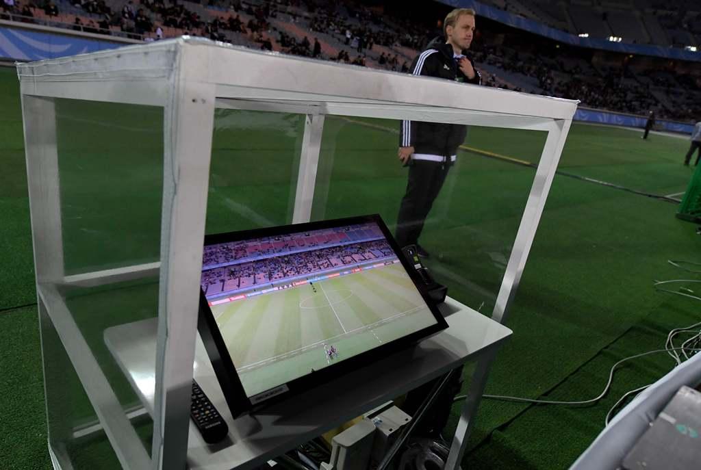 Liga Champions Siap Gunakan VAR Lebih Awal