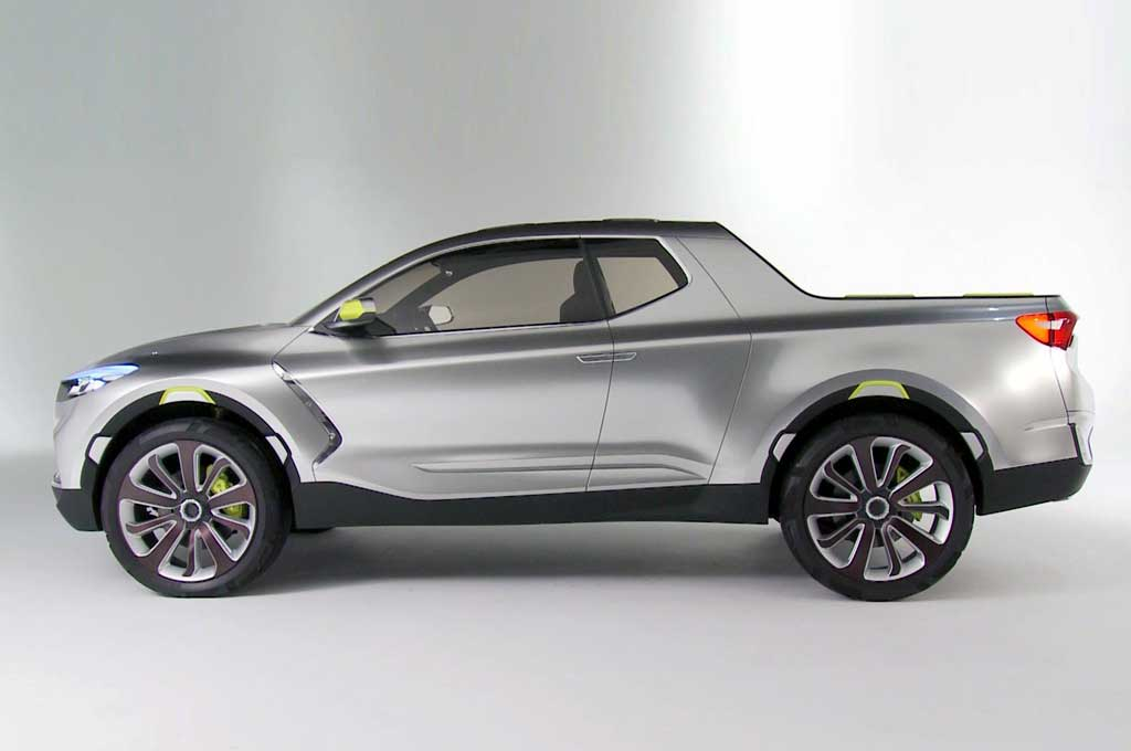 Hyundai Serius Bikin Model Pikap