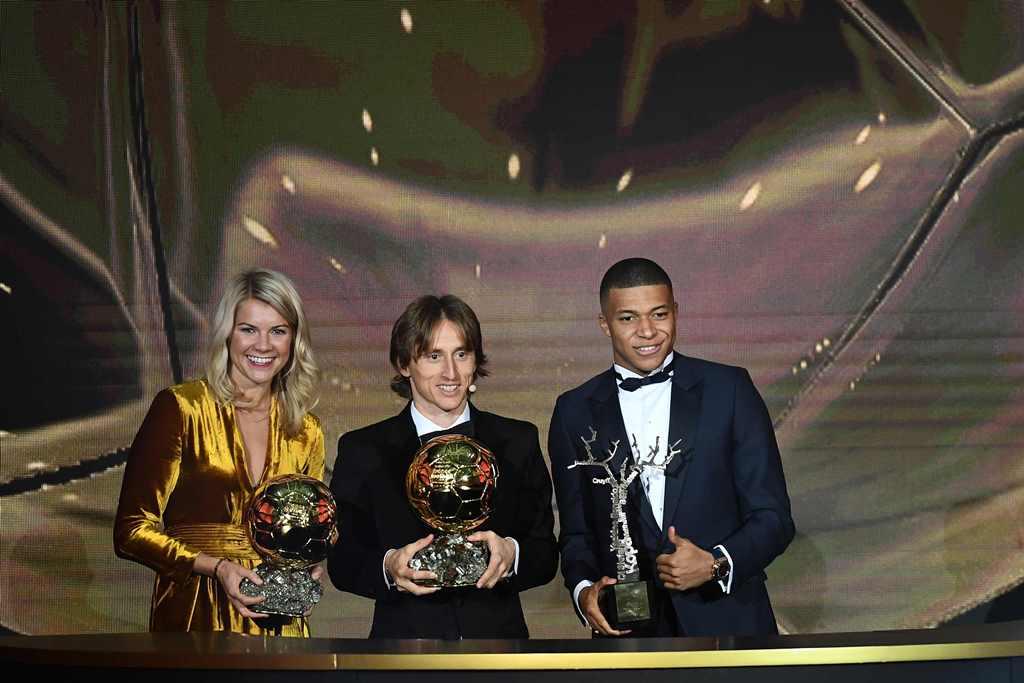 Daftar Pemenang Ballon d'Or 2018