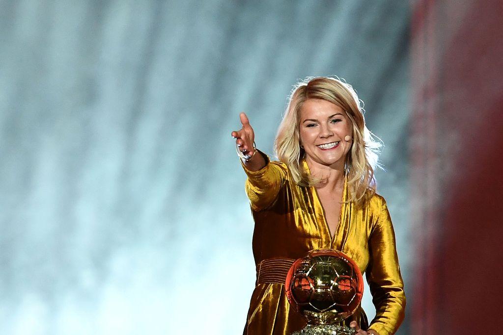 5 Fakta Menarik Ada Hegerberg, Peraih Ballon d'Or Putri Pertama Sepanjang Sejarah