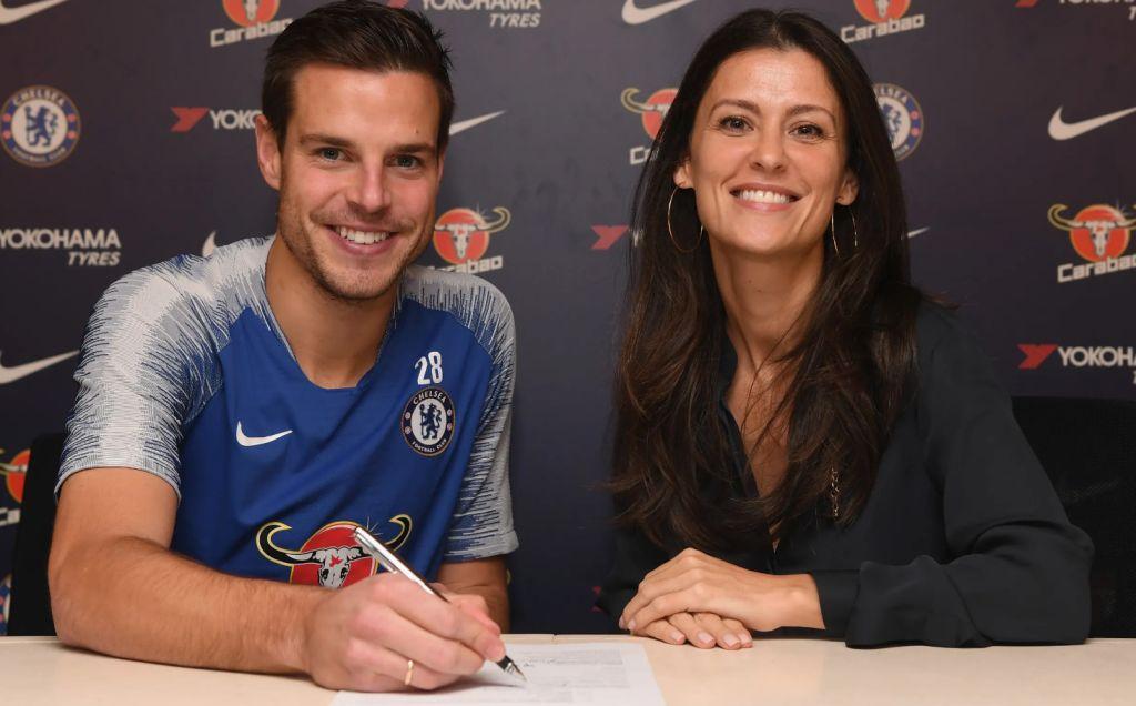 Azpilicueta Perpanjang Kontrak Bersama Chelsea