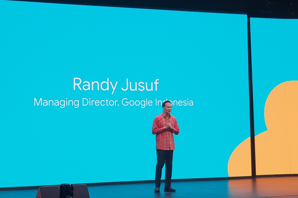 Google Ajak Gotong Royong Memajukan Indonesia