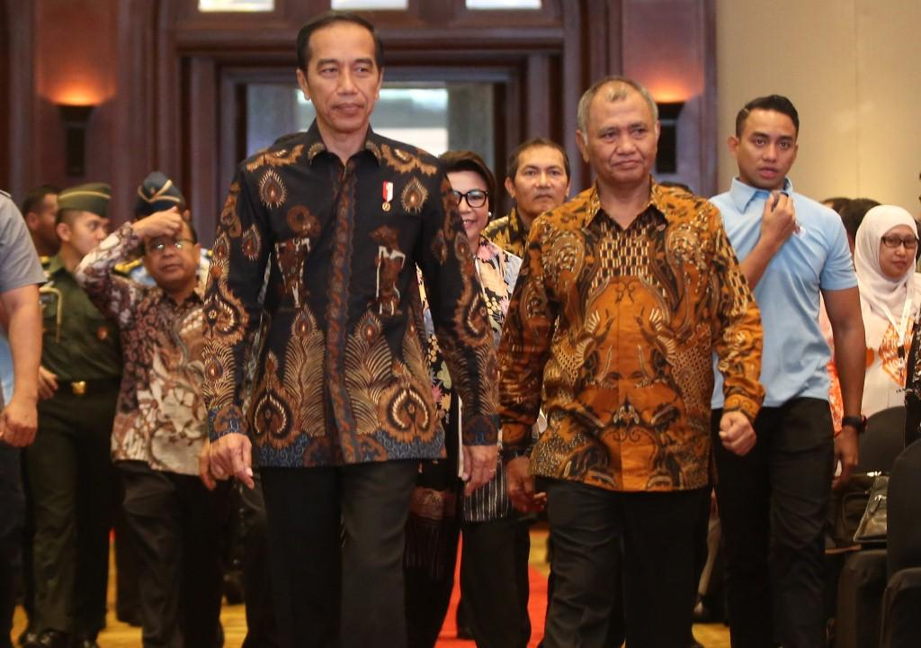 Pertumbuhan Indeks Persepsi Korupsi Indonesia Tertinggi di Dunia