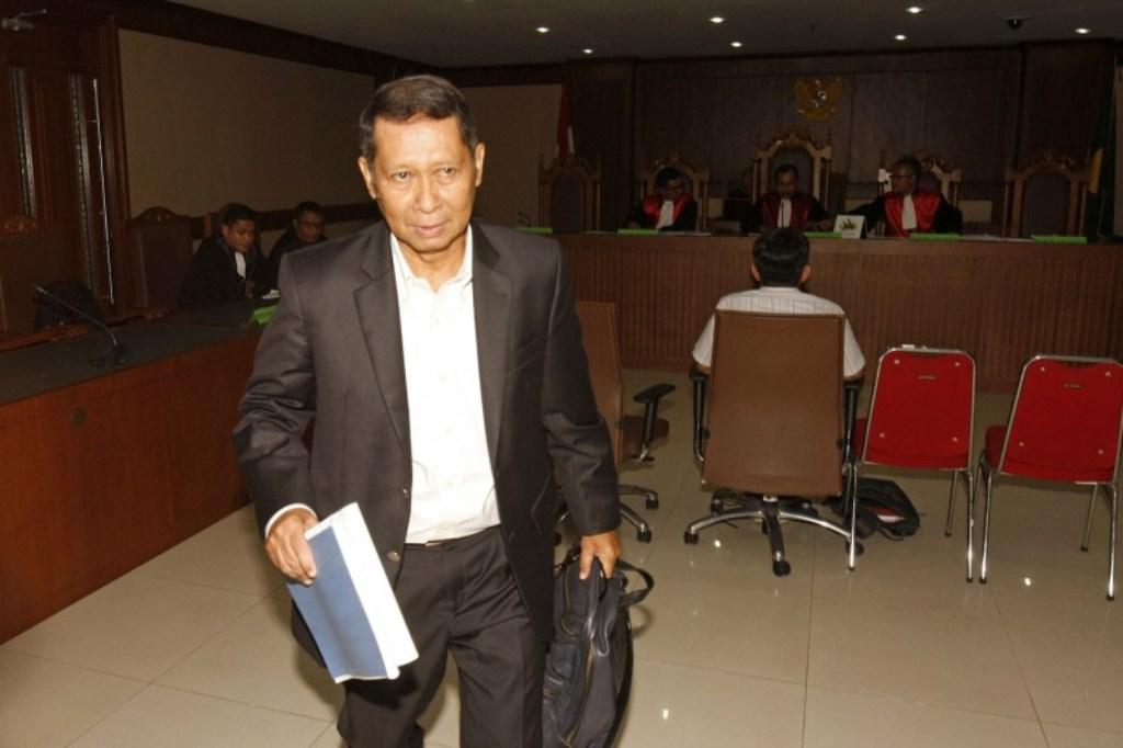 Alasan KPK Belum Tahan RJ Lino