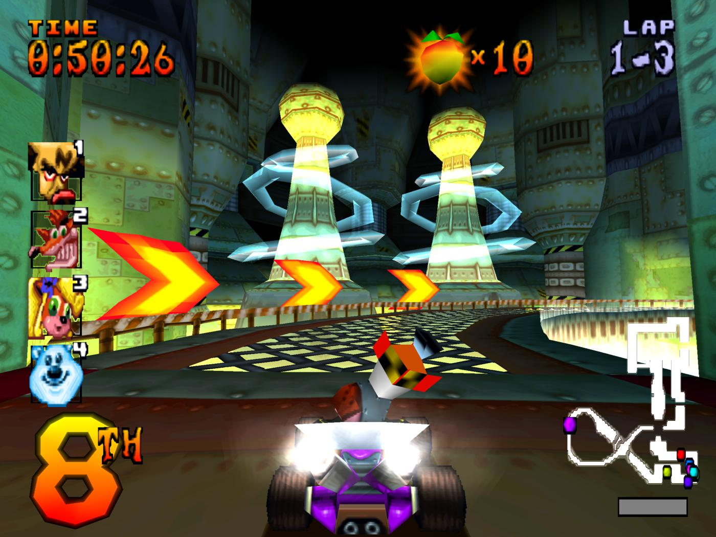 Crash Team Racing (CTR) Punya Versi Remastered?