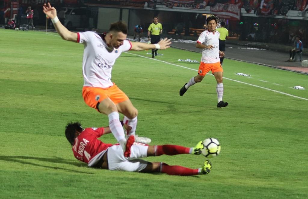 Wasit Bali United vs Persija Akui Sudah Berikan Tambahan Waktu