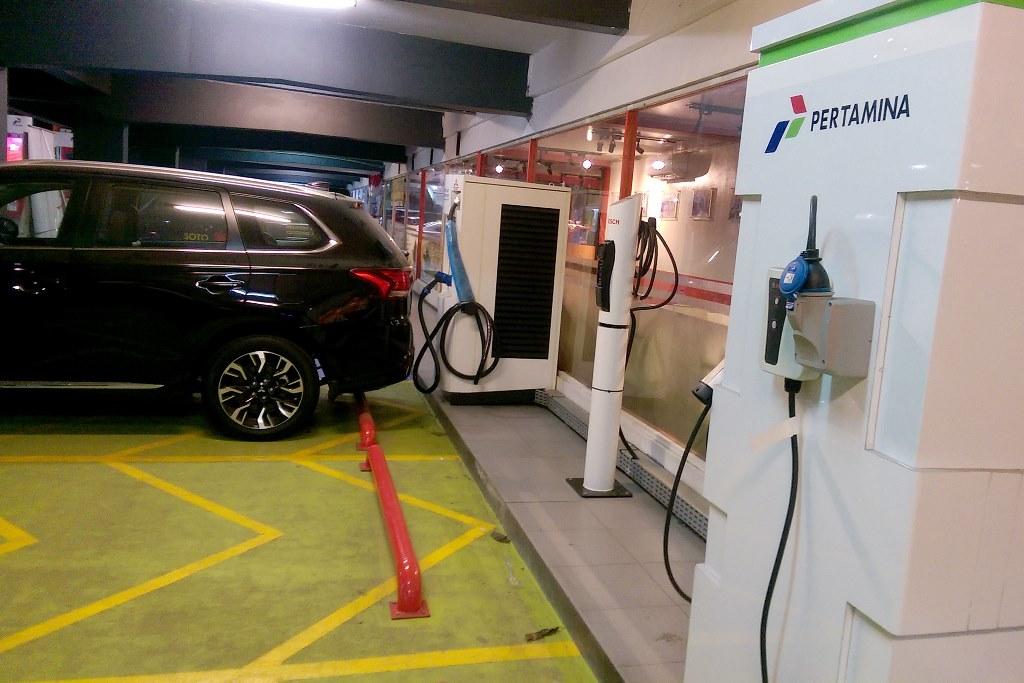 Mobil Listrik Diwacanakan Segera Mengaspal di Indonesia