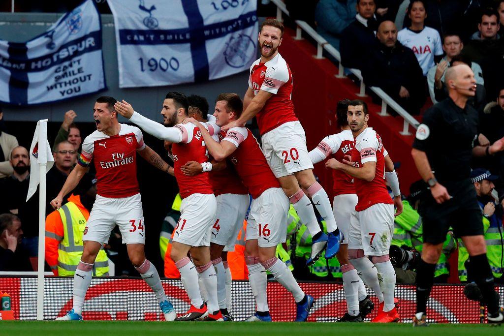 Arsenal Diperkuat Para Petarung Jalanan