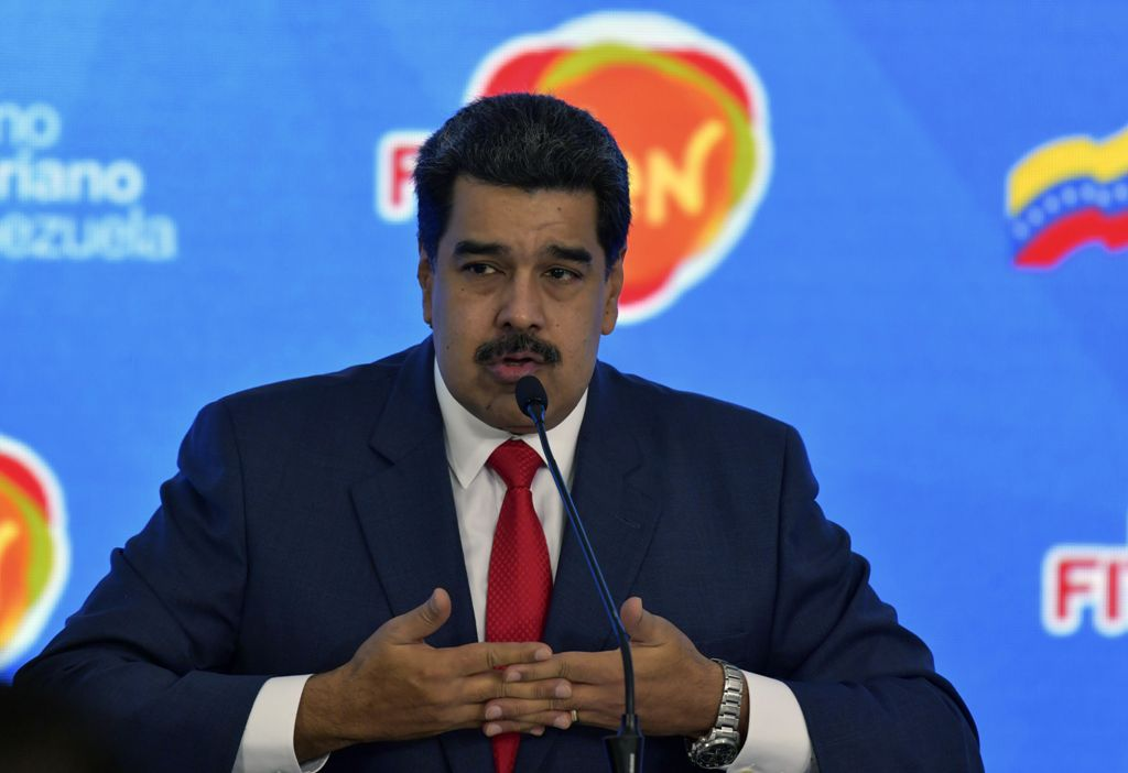 Temui Putin, Presiden Venezuela Minta Bantuan Finansial