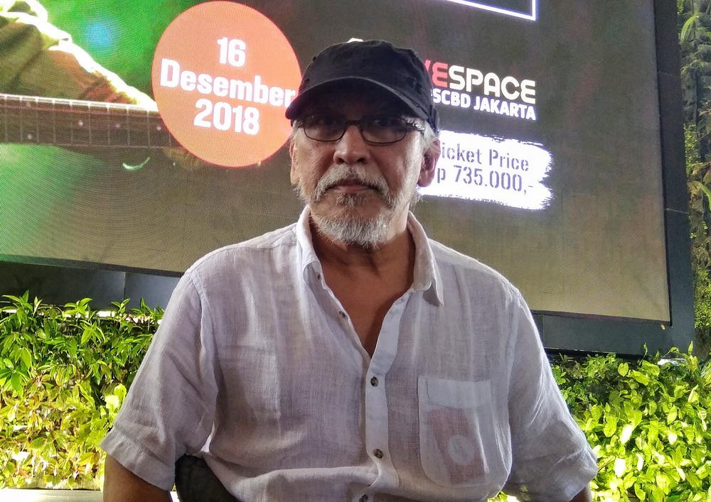 Iwan Fals Salut dengan Perkembangan Musik Indie di Indonesia
