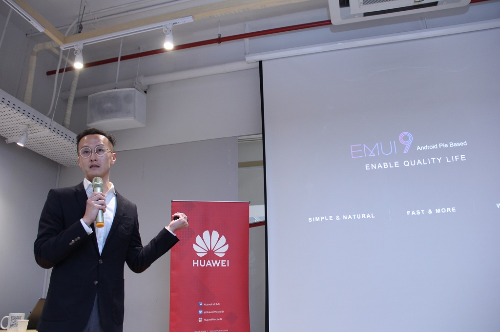 Huawei Pamer EMUI 9.0, Pakai Android 9 Pie
