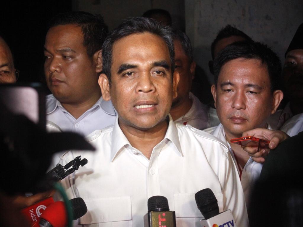 Gerindra Sebut Ucapan Prabowo Ekspresi Biasa