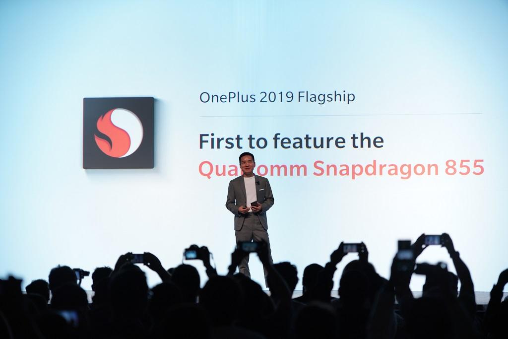 OnePlus Jadi yang Pertama Adopsi Snapdragon 855