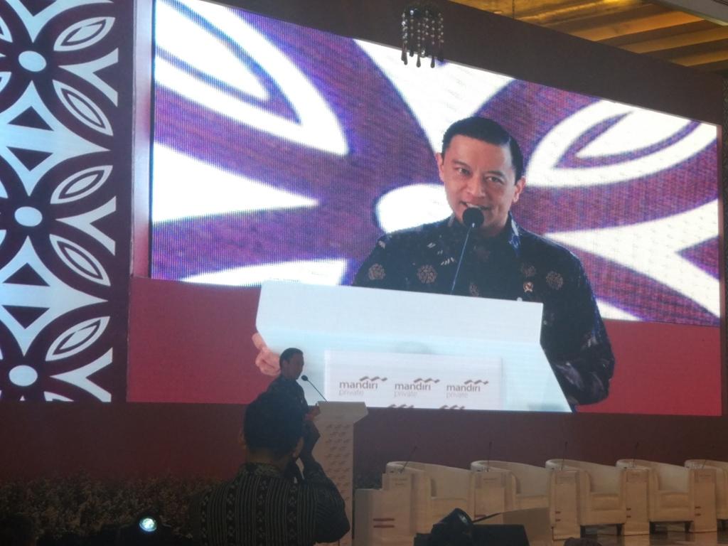 Kepala BKPM Sebut Indonesia Lulus Uji Tes