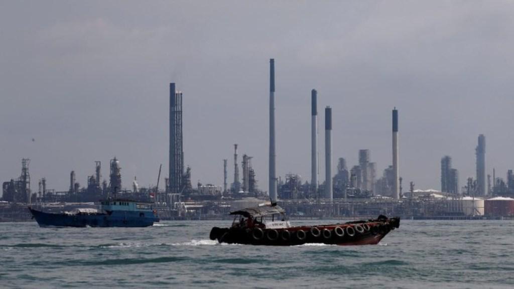 Perebutan Batas Maritim, Malaysia Kirim Protes ke Singapura