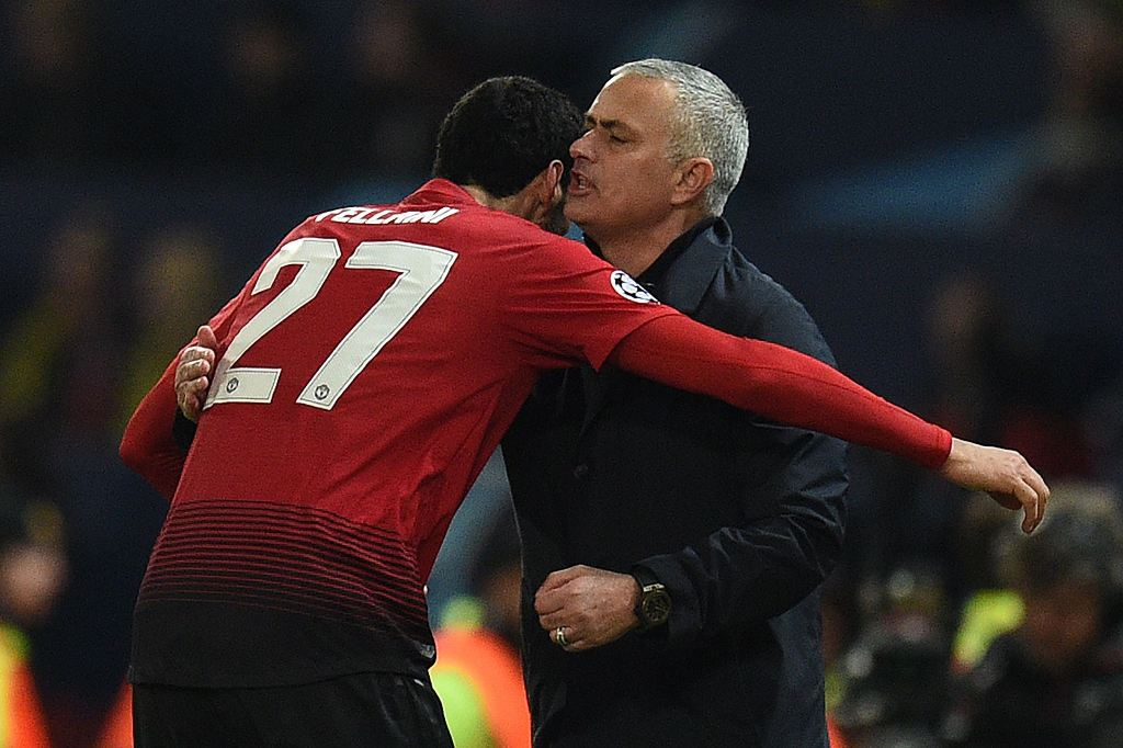 Mourinho Puji Semangat Pemain United
