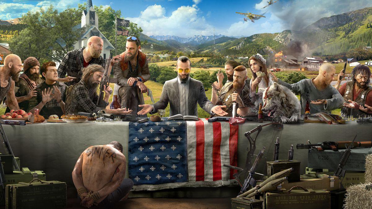 Ubisoft Siapkan Kelanjutan Far Cry 5