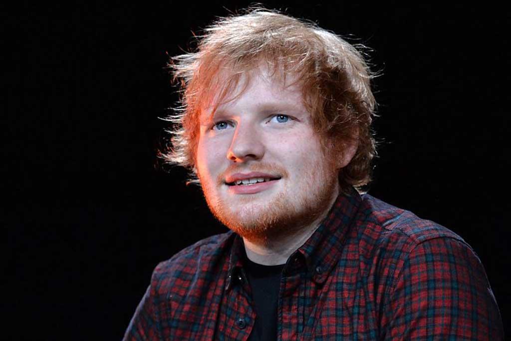 Suga BTS Bocorkan Proyek Kolaborasi dengan Ed Sheeran
