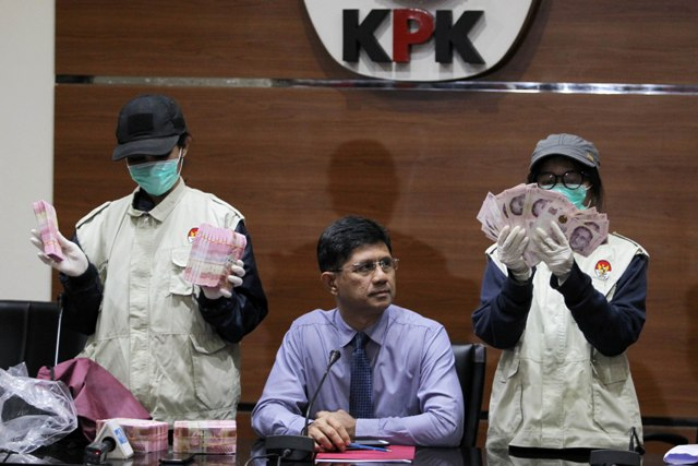 Korporasi Diminta Terapkan Pencegahan Korupsi