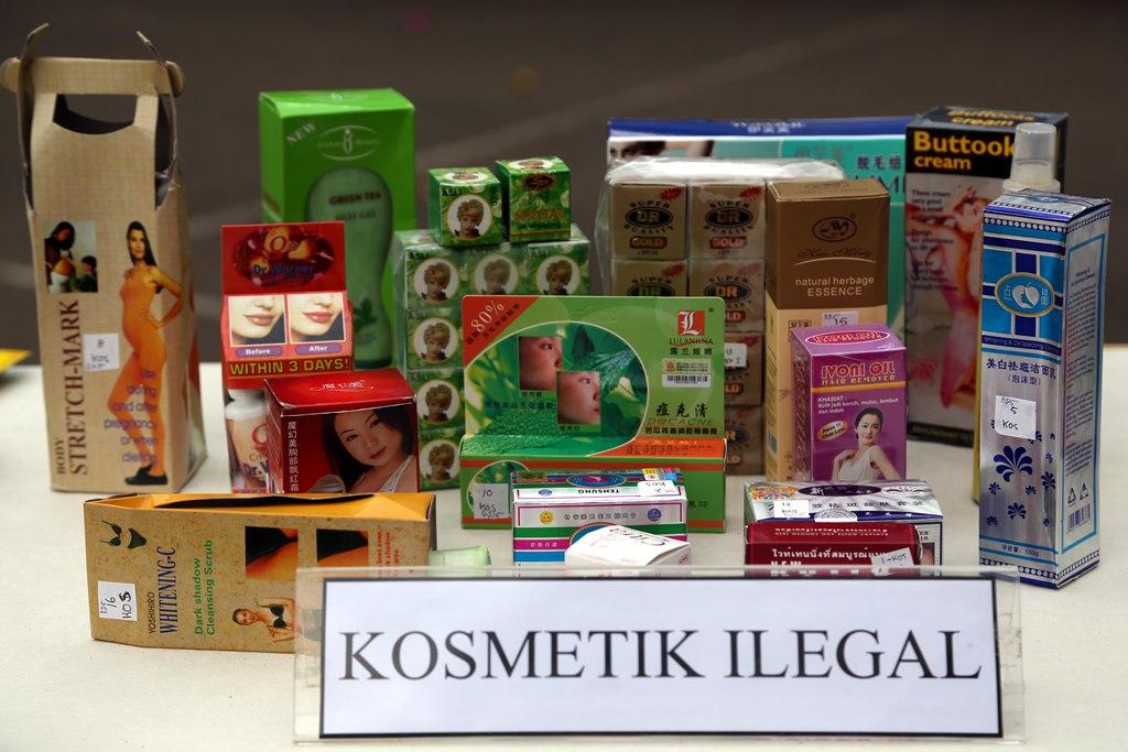BPOM Memastikan Pengawasan terhadap Kosmetik Ilegal Berjalan