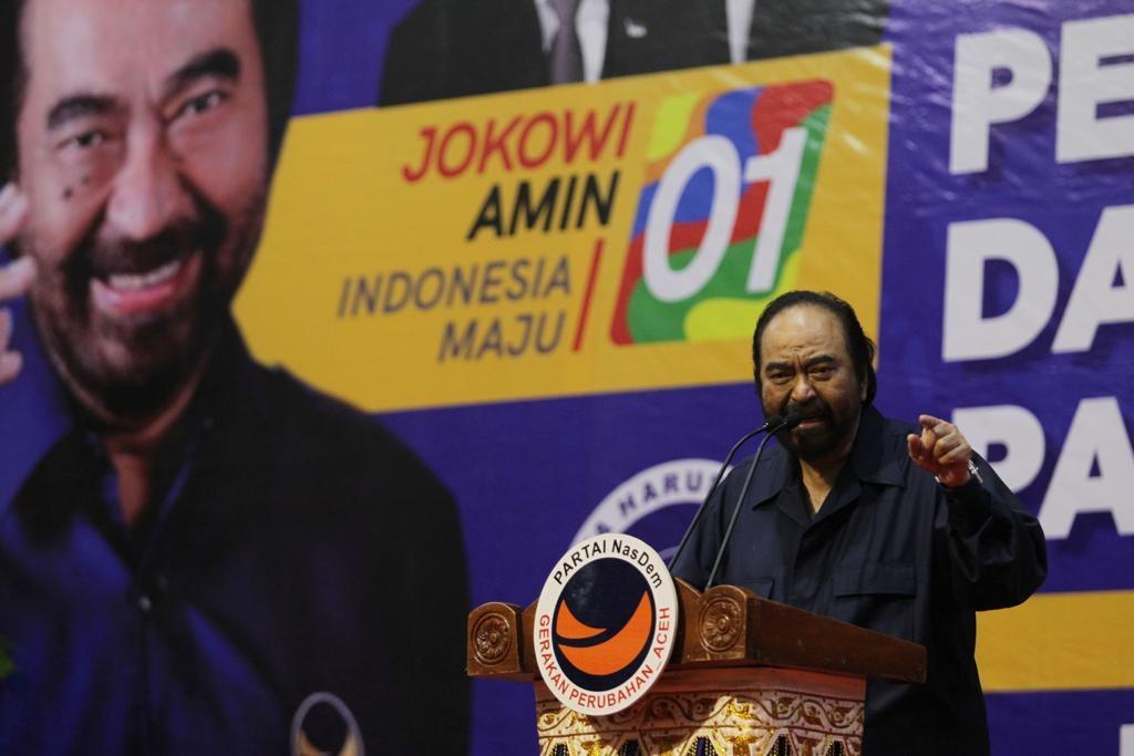 NasDem Siap Bersinergi dengan Partai Lokal Aceh