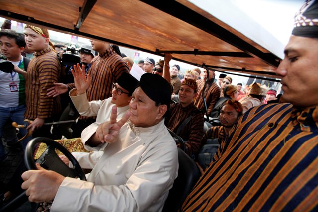 Program Prabowo-Sandiaga Belum Dikenal Luas
