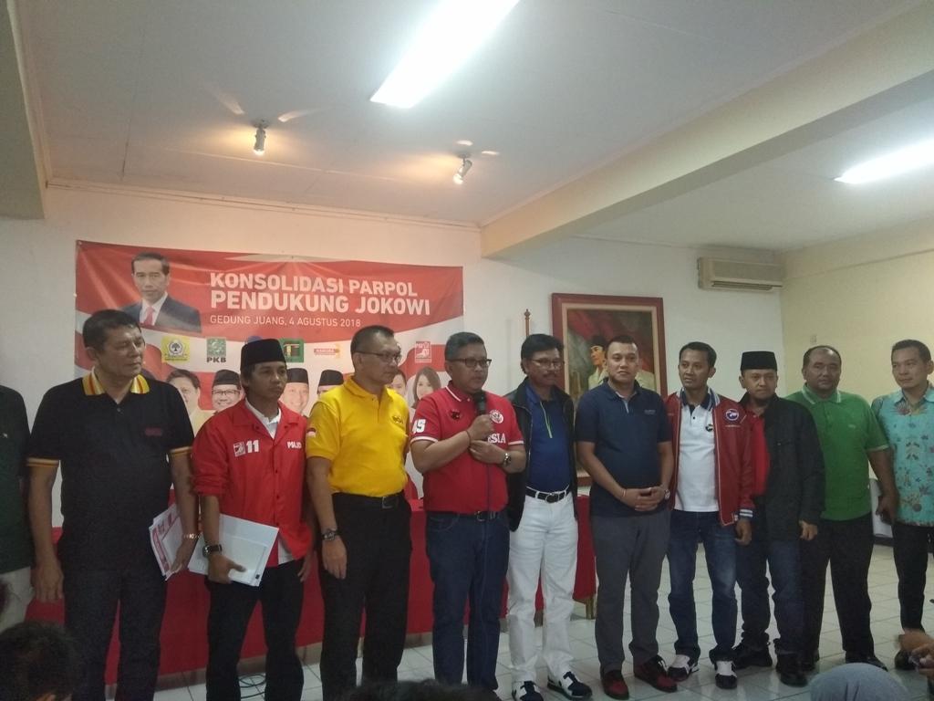 Elektabilitas Parpol Pendukung Jokowi Makin Moncer