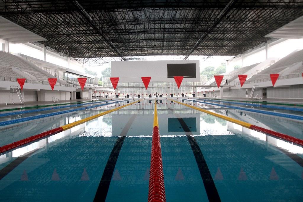 Kementerian PUPR Mulai Bangun Arena Aquatic untuk PON Papua