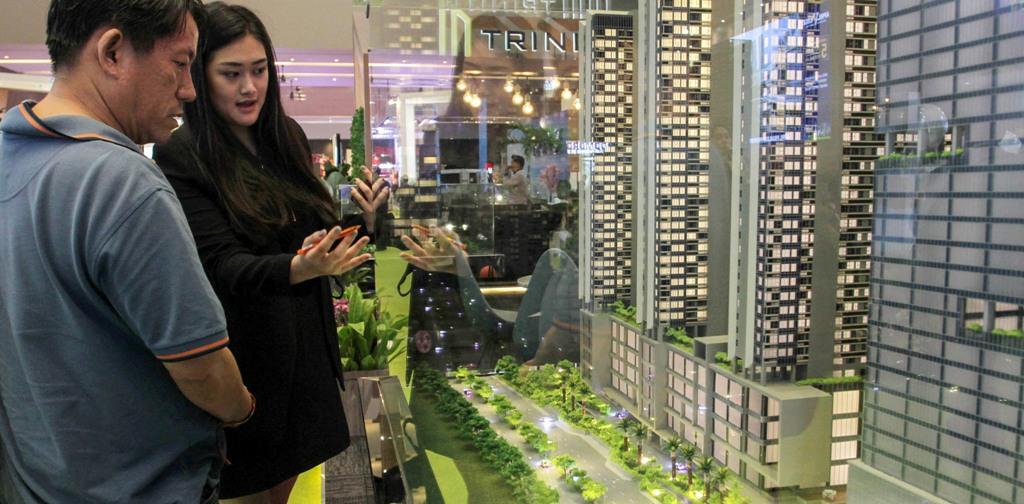 Perumnas Bangun Tiga Apartemen Bernilai Rp4 Triliun