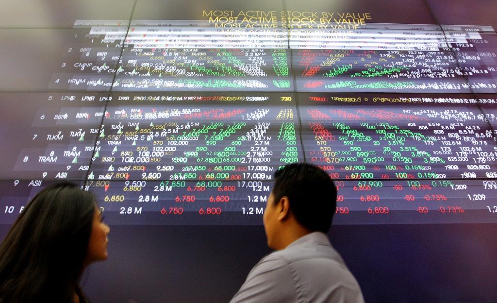 Pasar Modal Indonesia Belum Mampu Menghijau