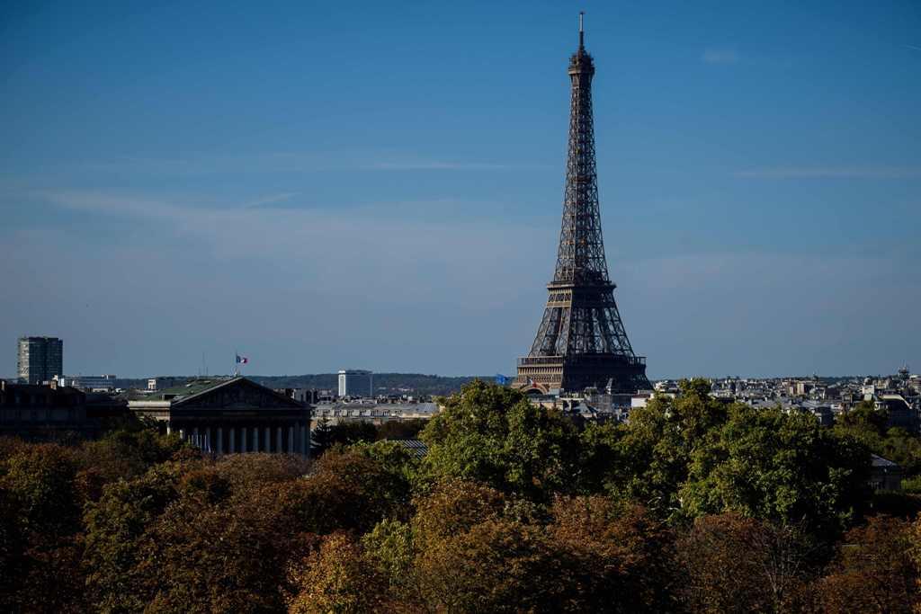 Jelang Demo Besar Prancis, Menara Eiffel Ditutup