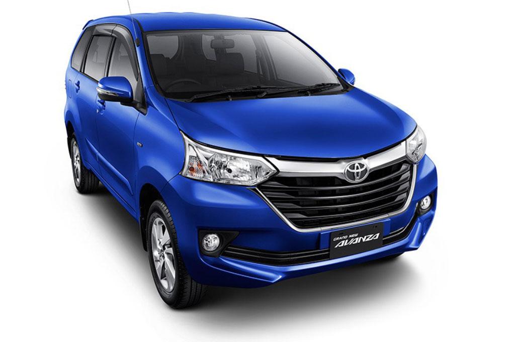 Toyota Avanza Baru Bakal Nongol di Awal 2018