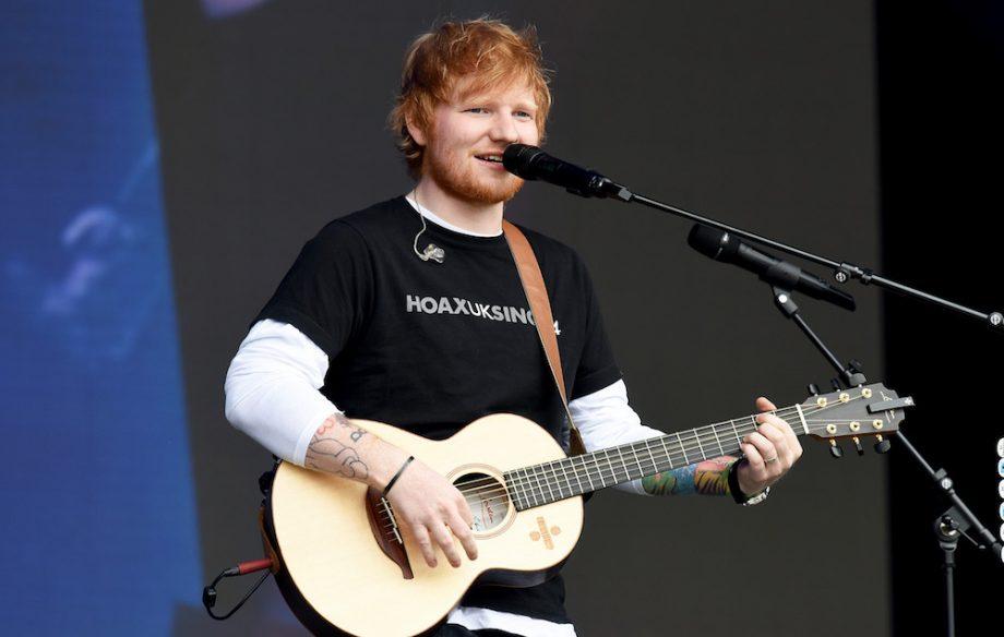 Ed Sheeran, Musisi dengan Pendapatan Tertinggi 2018