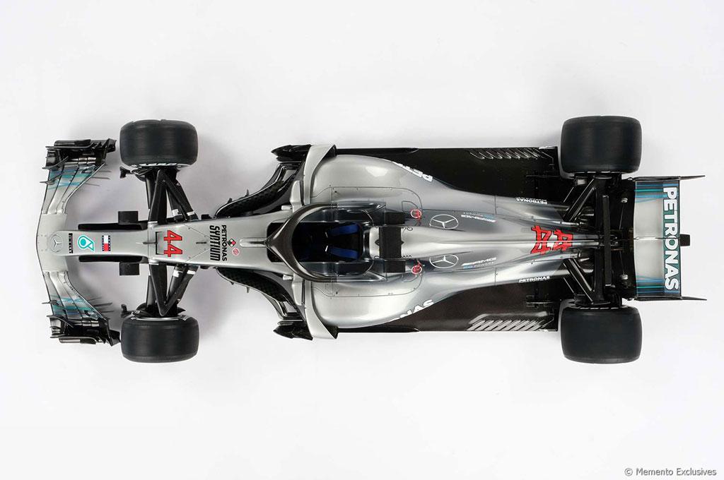Mau Punya Replika Mobil Lewis Hamilton Seharga LCGC?