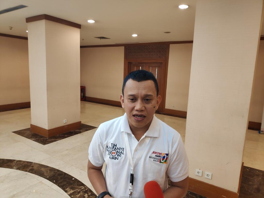 Tim Jokowi-Maruf Mulai Rambah Media Sosial