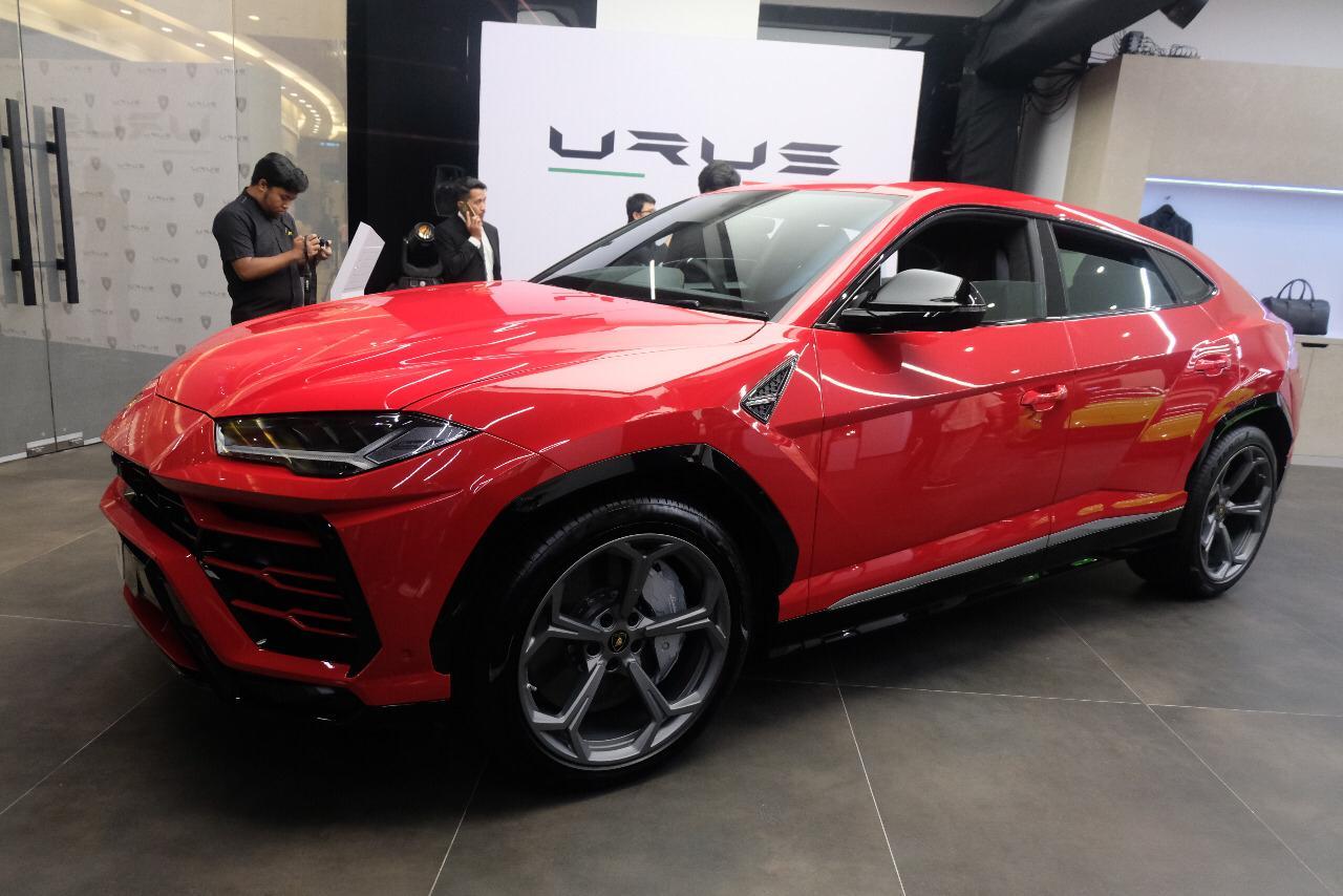 Lamborghini Urus Laris Manis di Pasar Domestik