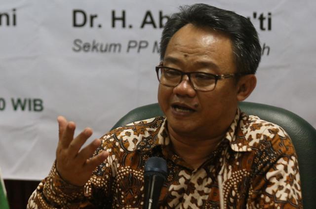 Muhammadiyah Apresiasi Jokowi