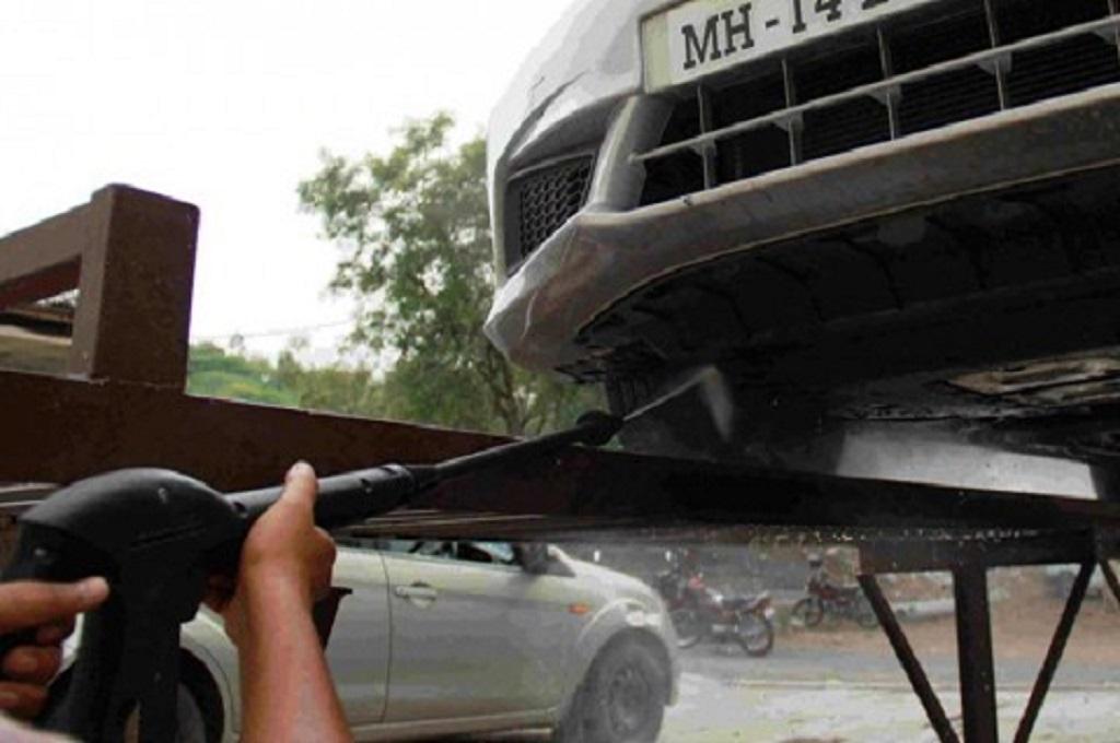 Cuci Steam Mobil Baiknya Sebulan Sekali