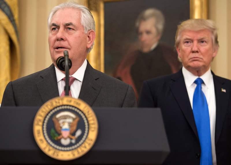 Mantan Menlu AS Sebut Trump Sosok Tak Disiplin