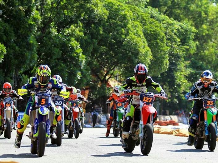 Rider Lokal Siap Bersaing di Trial Game Asphalt 2018