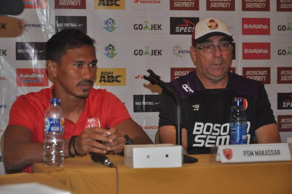 PSM Makassar Bakal Habis-habisan di Laga Final