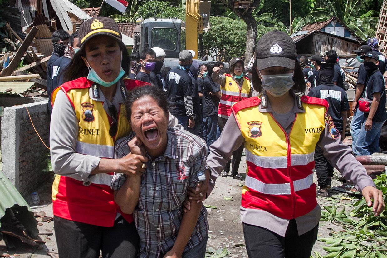 Eksekusi Lahan Hunian di Solo Sempat Ricuh
