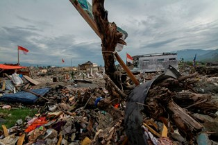 Wajah Indonesia di Balik Peristiwa Bencana