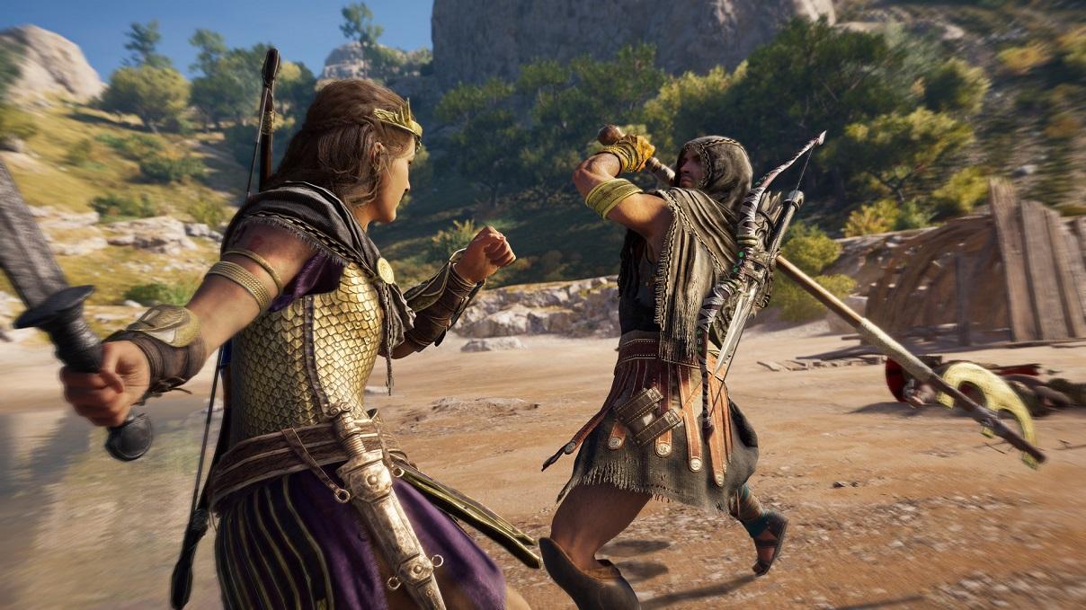 Assassins Creed Odssey Lanjutkan Kisah Legacy Of The First Blade