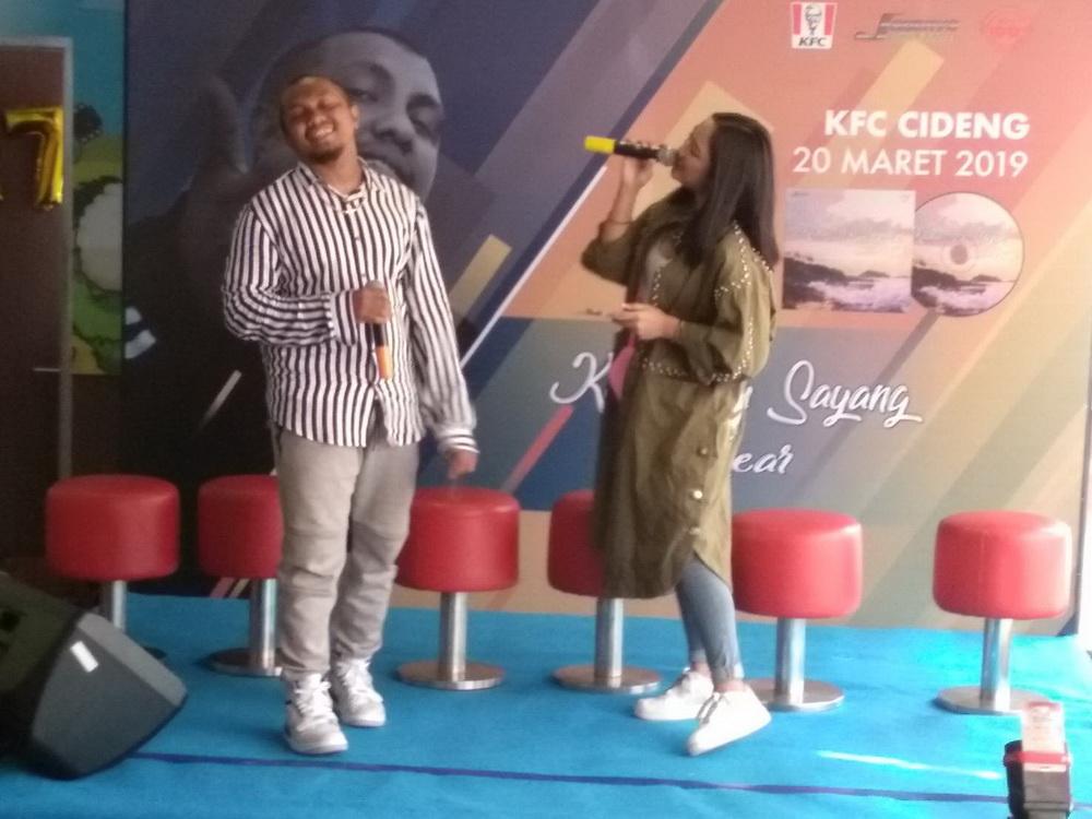 Near Yakin Lagu Duetnya Dengan Marion Jola Ikuti Sukses Karna Su Sayang